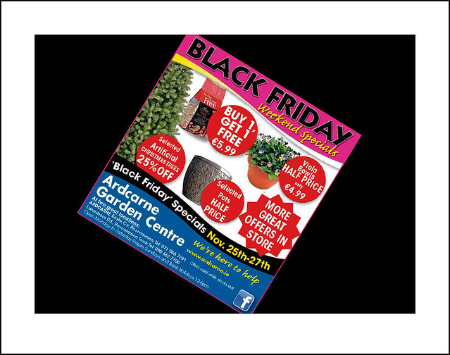 Ardcarne Garden Centre Black Friday