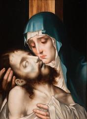Luis de Morales, Pietà, 1550-1570