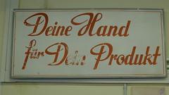 Deine Hand für Dein Produkt