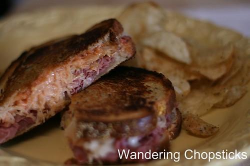 Reuben Sandwich 3