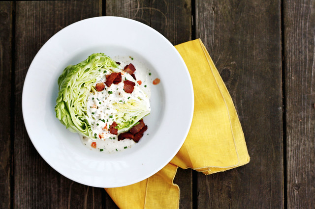 Tara Blazona's Wedge Salad on Food52