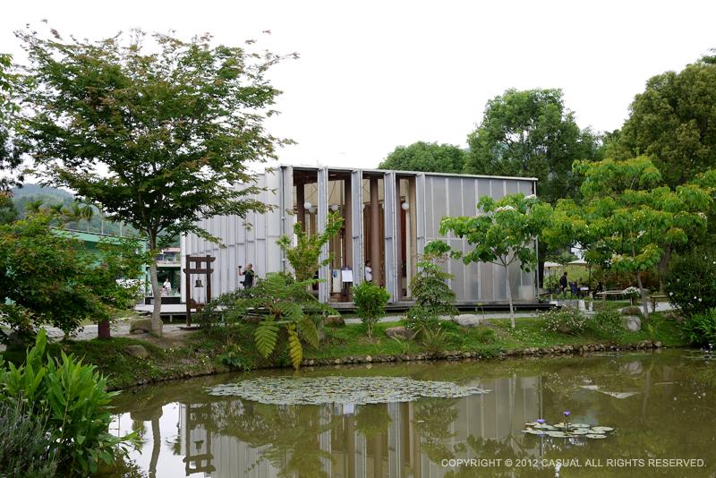 埔里。紙教堂,桃米生態村
