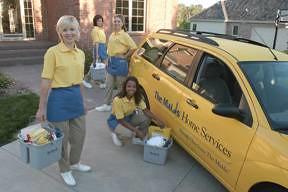 Maid Service Concord CA