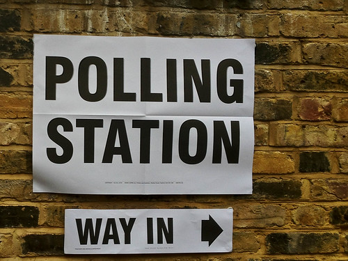 polling station by secretlondon on flickr