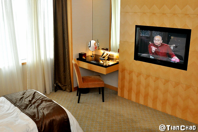 Maxims Genting Premier Hotel Room