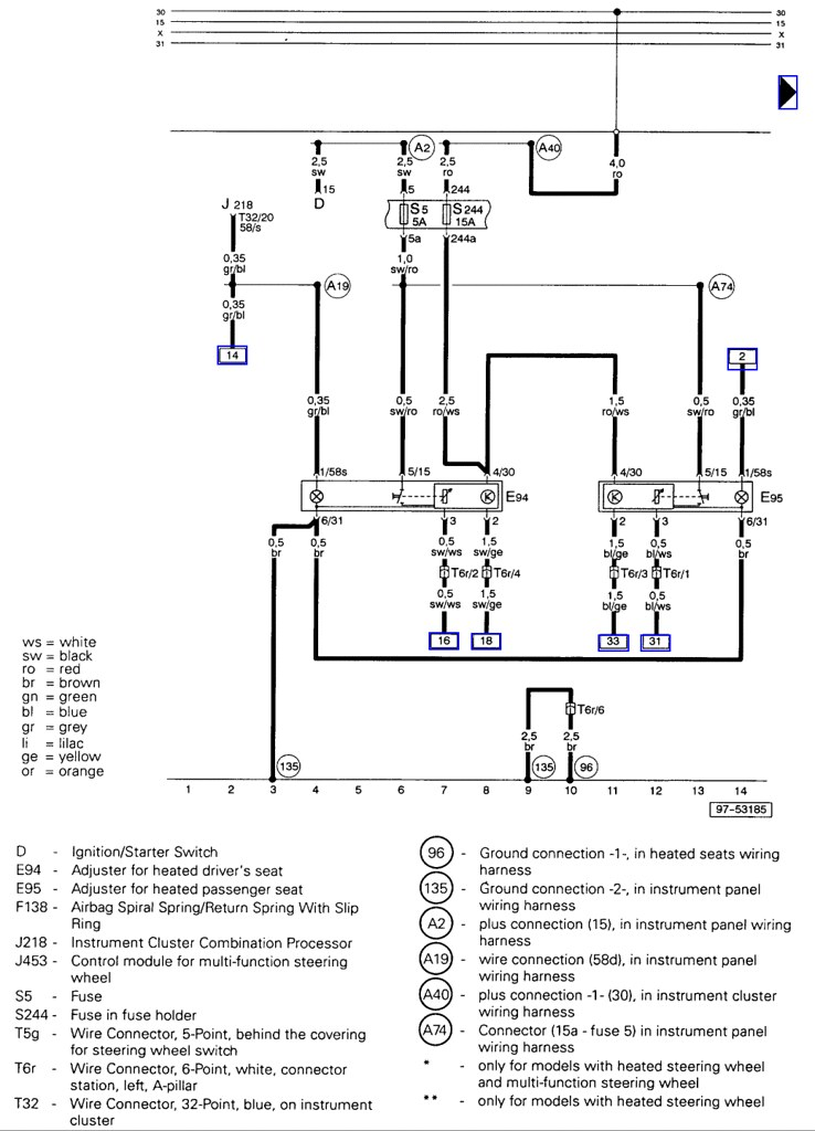 Audi A6 1996 Wiring Diagram Diagramrh17skriptexde: 1996 Audi A4 Wiring Diagram At Gmaili.net