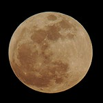 The Super Moon on May 5, 2012