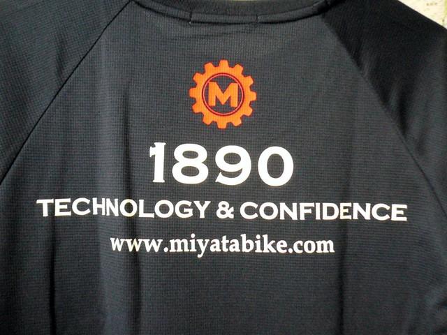 ミヤタTシャツ