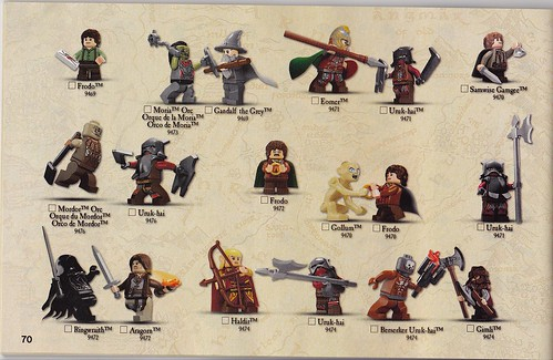 LotR 1st Wave Figs (Page 1 of 2)