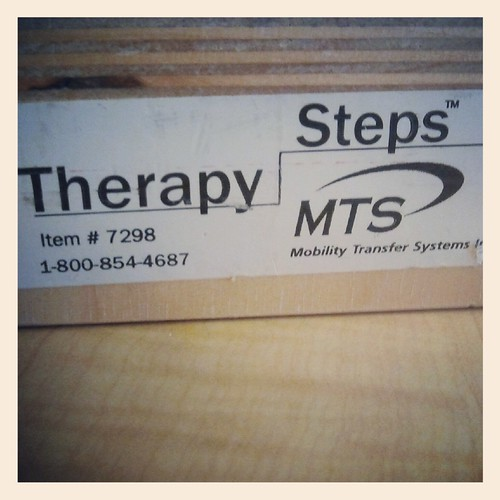 Therapy Steps by Jodi K.