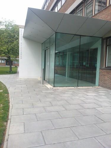 Robert Blackburn Entrance