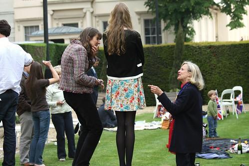 The Royal Wedding - Apr 2011 - Three Generations Candid