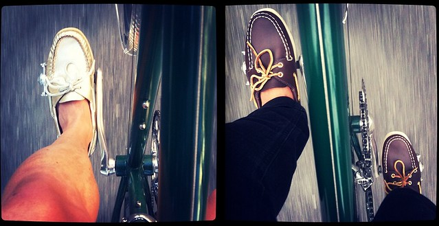 Sperry Cycling