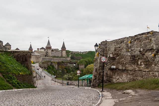 Kamianets Castle