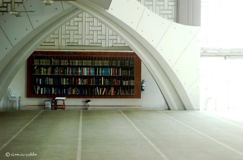 Masjid Assyafaah Sembawang Singapura