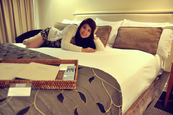 Pre-Birthday Trip: Rydges Hotel Brisbane