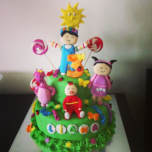 #pepeepasta #shila #zulu#bebee #birthdaycake #sugarart#sugarpaste #sekerhamurlupastalar by l'atelier de ronitte