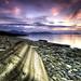 Rocky beach by jzky