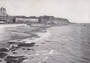 長さ 1289 メートルのビーチ Volímai 近く の画像.