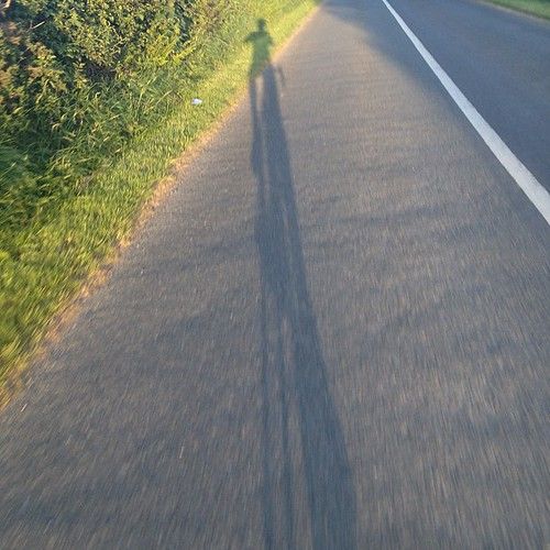 Our shadows taller than our soul. #zeppo #zeppelin #ledzeppelin #cycling #training #kilmacthomas #waterford #procycling #flammecast