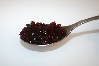 16 - Zutat Preiselbeeren / Ingredient cranberries