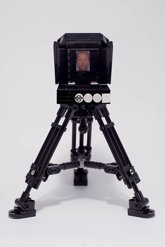 LEGO Teleprompter by Carlmerriam