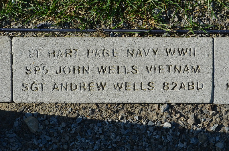 Page, Hart. Wells, John and Andrew.