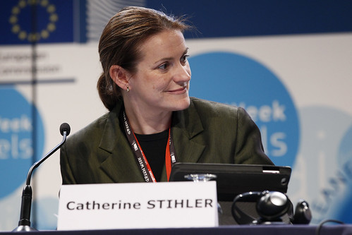 Catherine Stihler