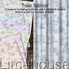 Toile fabrics by Limehouse