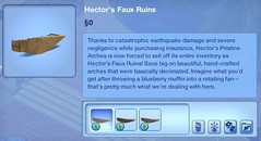 Hectro's Faux Ruins