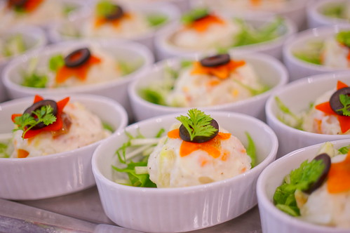 cabbage& potato salad