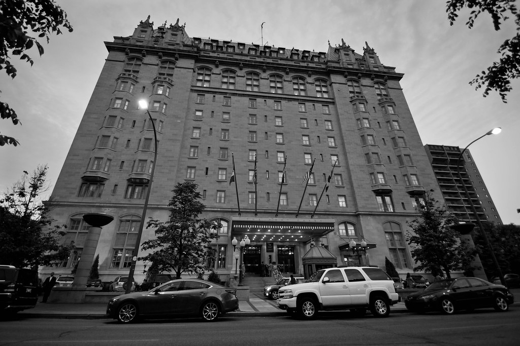 The Fort Garry - Winnipeg