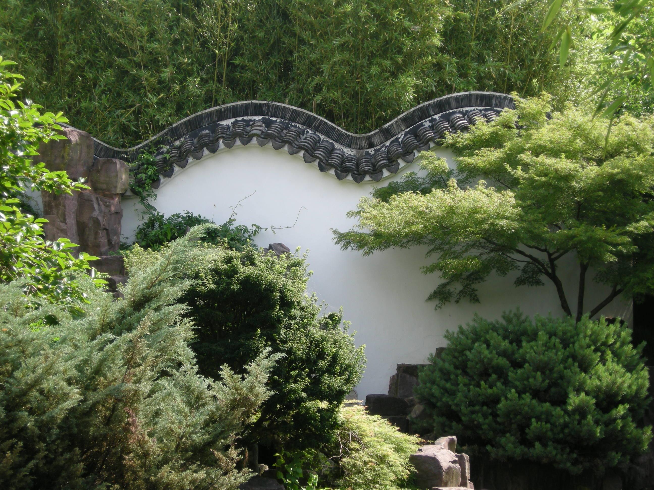Snug Harbor Staten Island Chinese Garden Flickr Photo Sharing
