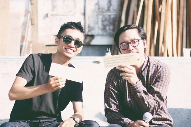 Mitchy Riffandi & Zanun Nurangga