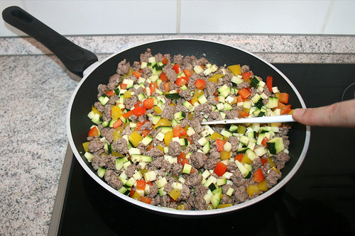 27 - kurz anbraten / Stir-fry