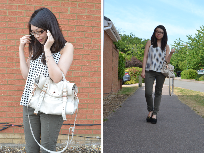 Daisybutter - UK Style and Fashion Blog: what i wore, ootd, fashion blogger