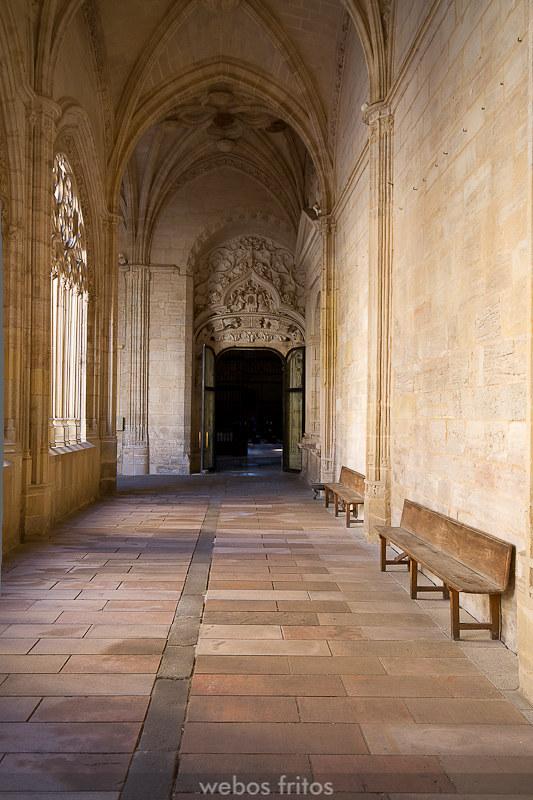 Claustro de la Catedral de Segovia