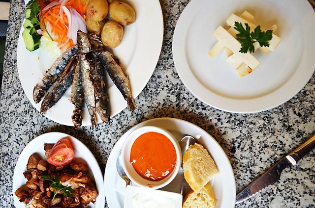 Tapas Lunch, La Haciendo del Molino, Tunte, Gran Canaria