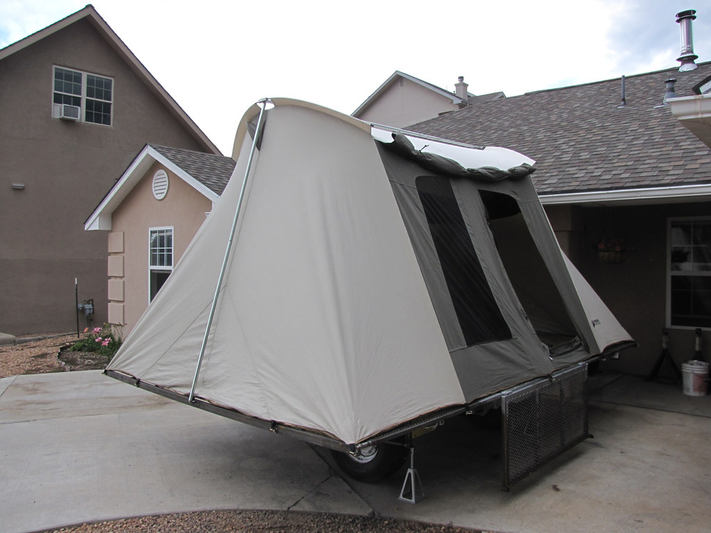 Kodiak Canvas Flex Bow Tents Amp More And More Popular And