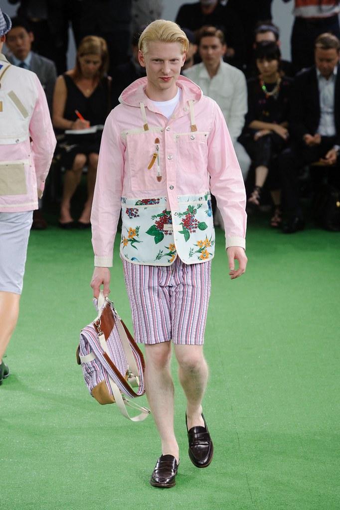 Diederik Van Der Lee3176_SS14 Paris Junya Watanabe(fashionising.com)