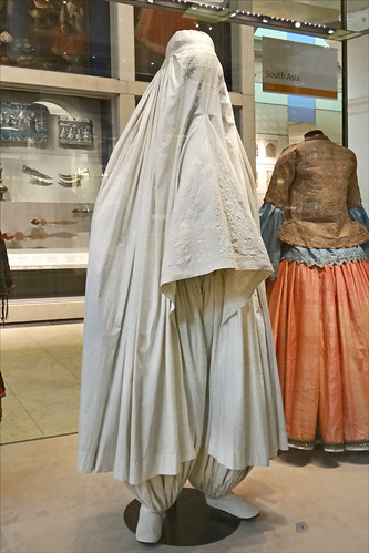 Burqa ( V&A Museum)