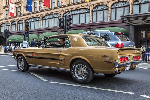 Mustang California