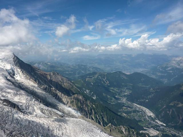 Aiguille Du Midi Lookout, Chamonix, France