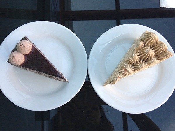 nadeje mille crepe cakes - melaka