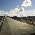 Tarptent Contrail in the Alpine