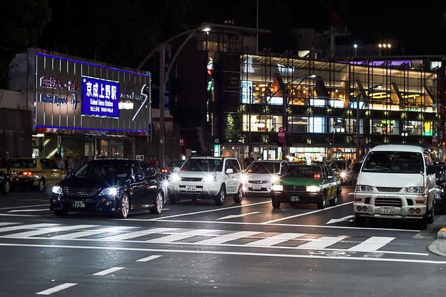Ueno Night - 3153