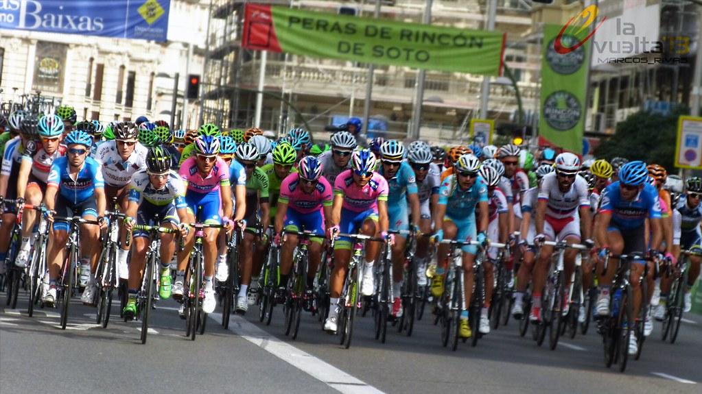 Vuelta a España 2013 - Madrid