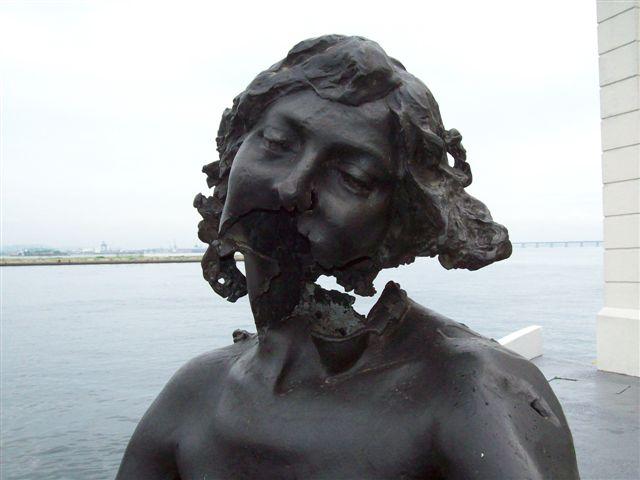 Príncipe de Asturias statue