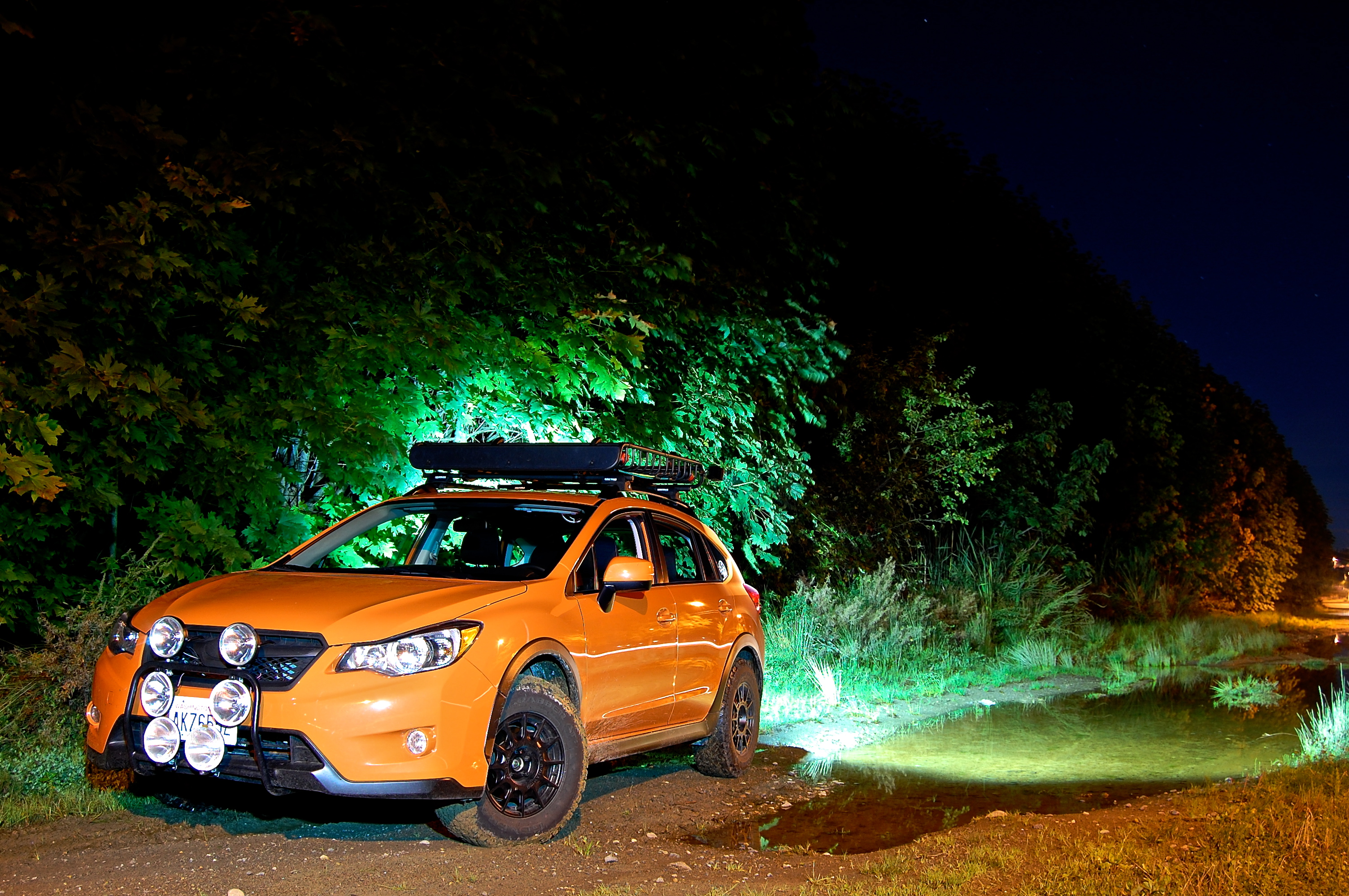 Subie_Noob_Brian here with a RallyX XV Crosstrek!