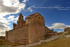Castillo de Turégano (Segovia, España)